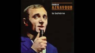 Charles Aznavour Parce Que Tu Crois