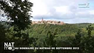 Natmag 41 - Septembre 2015 - La bande-annonce sur Naturisme TV