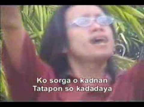Maranao song: Sorga o Kadnan