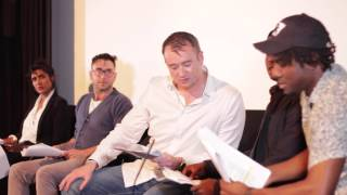 """BUFF 2016 Live Script Readings: """"Adapt or Die"""" (first performed at Channel 4, 15/09/16)"""