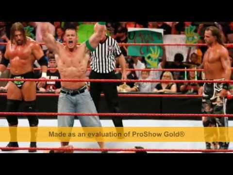 Illuminati symbols in WWE - ماسونية بعض مصارعي WWE