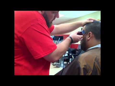 HOW TO DO A CEASAR HAIRCUT - DAPEOPLESBARBER.COM