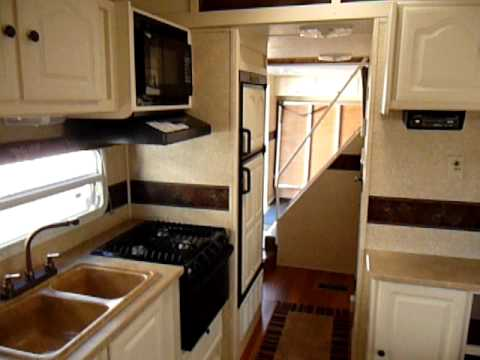 2009 Keystone Outback 29 Loft Toy Hauler Travel Trailer