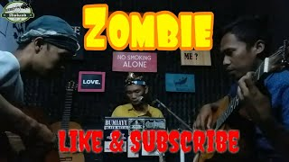 Cranberries-Zombie - Cover ( Am_Band Versi conkustik- Live. )