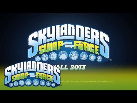 Teaser Trailer: Official Skylanders SWAP Force