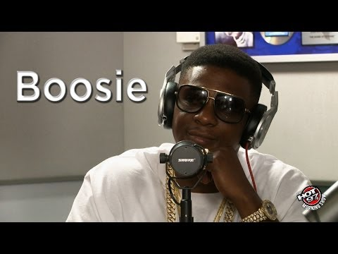 Video: Lil Boosie – Hot 97 Morning Show Interview