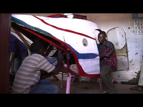 Hope springs eternal for Malawi's home-made helicopter