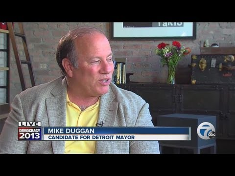 Interview with Mike Duggan