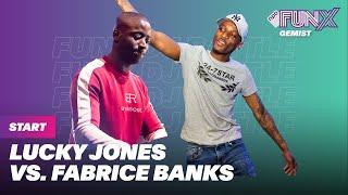 HALVE FINALE LUCKY JONES VS FABRICE BANKS