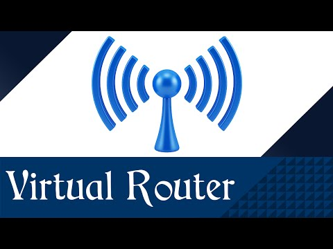 Virtual Router : como baixar. instalar. configurar e utilizar - Wi-Fi sem Roteador I Grátis