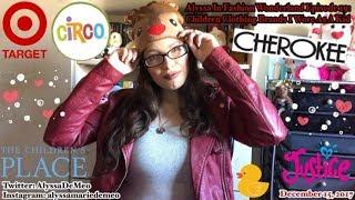 Alyssa In Fashion Wonderland Episode 19: Children Clothing Brands I Wore As A Kid