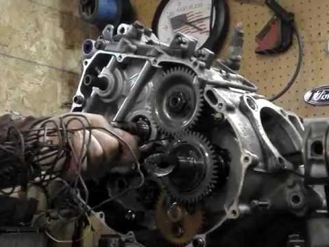 Remove Engine From Yamaha Big Bear