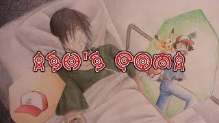 """""""Ash's Coma"""" (Pokemon Creepypasta)"""