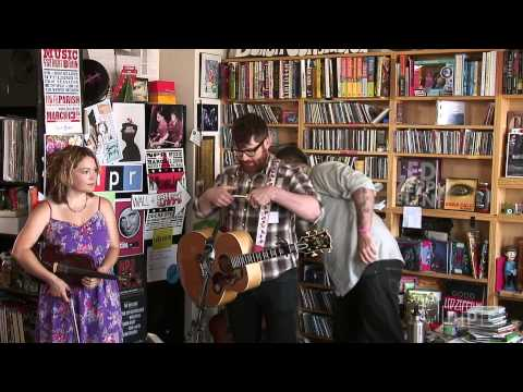The Decemberists: NPR Music Tiny Desk Concert