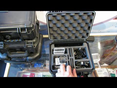 Demos de maletines para GoPro Hero. TecnoJapan