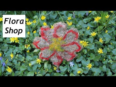 Gartendeko Selber Basteln lustige gartendeko selber machen pflangefäß e bunt holz