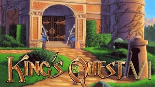 King's Quest 6 Walkthrough (No Commentary)