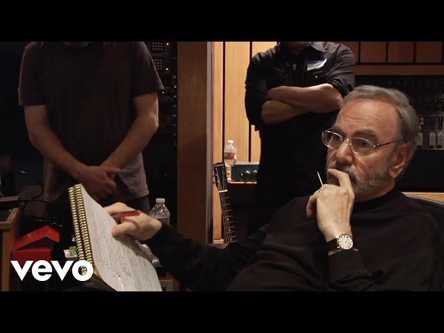 Neil Diamond - The Art Of Love (Behind The Scenes)