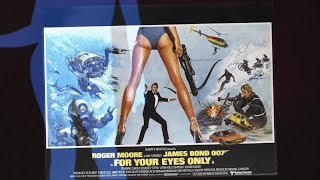 James Bond 007 is Back in Sotheby's Film Posters Sale