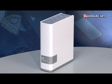 Western Digital My Cloud review - Hardware.Info TV (Dutch)