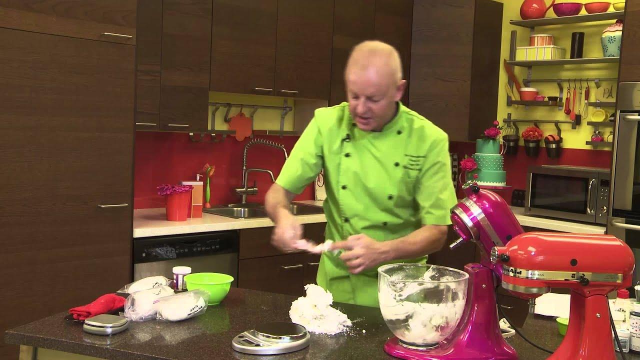 nicholas lodge gumpaste recipe