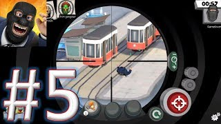 Snipers vs Thieves: FPS Clash #challenge 5 gameplay (android & ios)