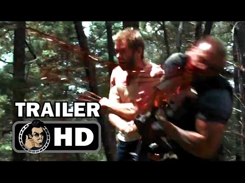 LOGAN - Official Extended Red Band Trailer #2 (2017) Hugh Jackman Wolverine Movie HD