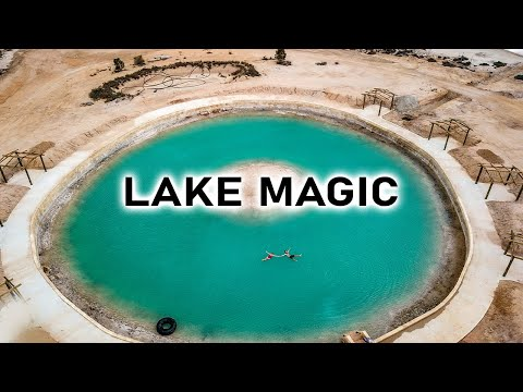 HIGHWAY TO HYDEN - WAVE ROCK & LAKE MAGIC - Ep.80 - Road Trip Australia