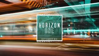 Horizon One - September Mix [Techno and Progressive]