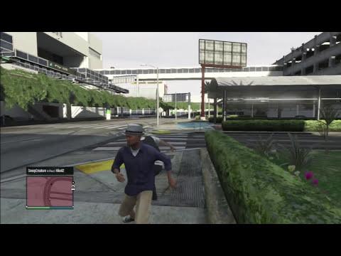 GTA 5 Online - Free Roam Minigun Rampage Online w/ The Stream Team! (GTA 5 Funny Moments)