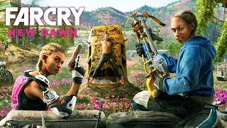 FAR CRY NEW DAWN All Cutscenes (Game Movie) 1080p 60FPS PS4 Pro