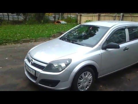 "Opel Astra H Caravan - обзор универсала с ""юмором"""
