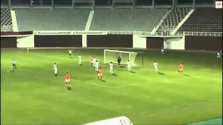 Спартак - Бунёдкор. Гол-красавец (2:0) Озбилиса