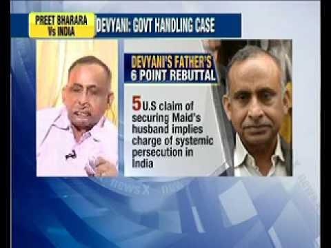 Preet Bharara justifies action taken against Devyani - NewsX