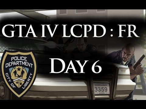 GTA IV LCPD:FR Patrolling Liberty City Day 6 Bloody Shirt