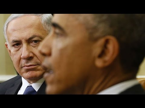 Obama and Netanyahu's frosty meeting