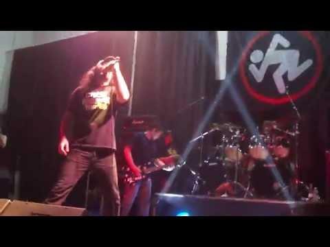 D.R.I  --   THRASHARD  --  LIVE MEXICO -- CIRCO VOLADOR  12/04/2014