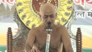 विद्यासागर महाराज के विदिशा में प्रवचन (3-8-2014) | Disc - 1, Part - 2
