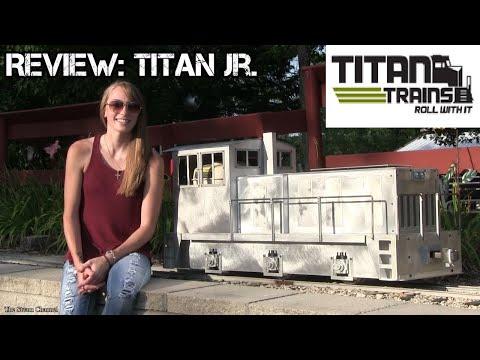 Review: Titan Jr. Diesel Locomotive 1.5