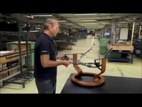 Watch a Stressless Chair Being Made