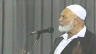 Ahmed Deedat Answer – Did Jesus sit on the throne of David as prophesized