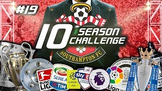 High Potential English Regens | 10 Season Challenge Episode 19 | Football Manager 2017 Let's Play