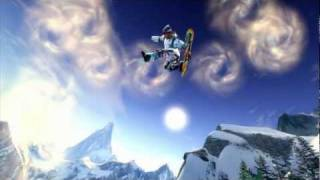 EA SPORTS SSX_ Travis Rice - The Evolution of Tricks