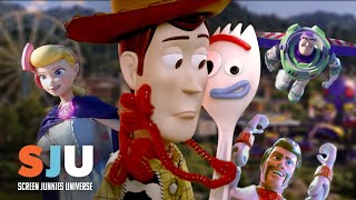 Let's Talk About That New Toy Story 4 Trailer! - SJU