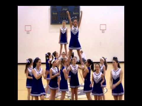 Twin Oaks Christian School Pep Rally 3-18-11.wmv