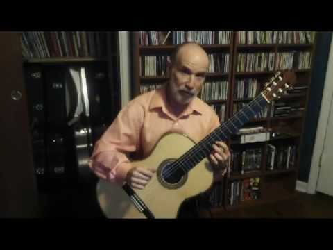 Classical Guitar Tips: Descending slurs - Pull Offs