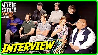 SPIDER-MAN: FAR FROM HOME   Converstation with the Cast and Filmmakers