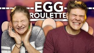 EIER FIGHT! - Egg Roulette Challenge | Joey's Jungle