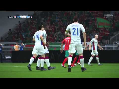 LFRM.net | United World League | Mathcday 19 | Lokomotiv Moscow v Lyonnais Olymp.