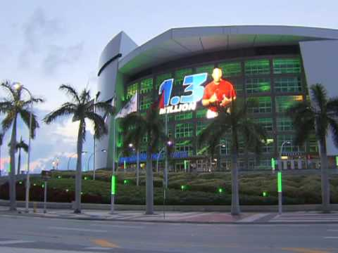 American Airlines Arena Youtube